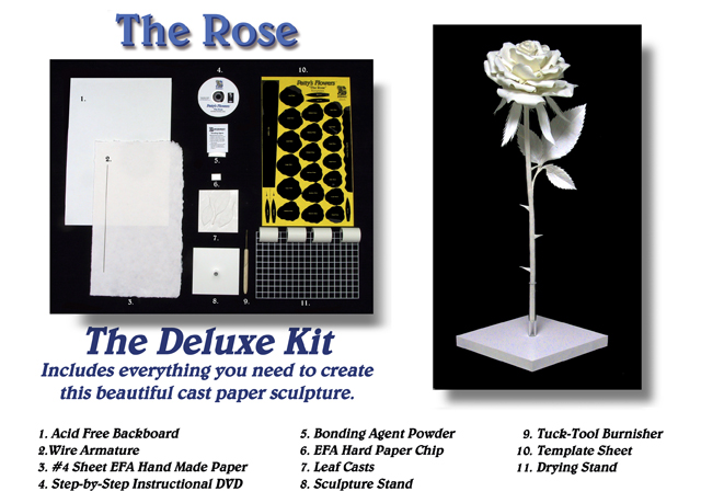 The rose project lesson level one