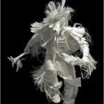 Traditional Dancer Powwow