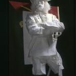 General Custert, 1/3 Life-size