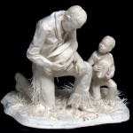 Learning to Pray- 1/4 life-size