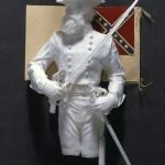 General Jeb Stuartt, 1/3 Life-size