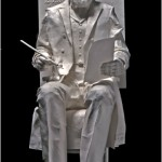 """The Great Emancipator""- Lincoln, Private Commission, 1/3 Life-size"